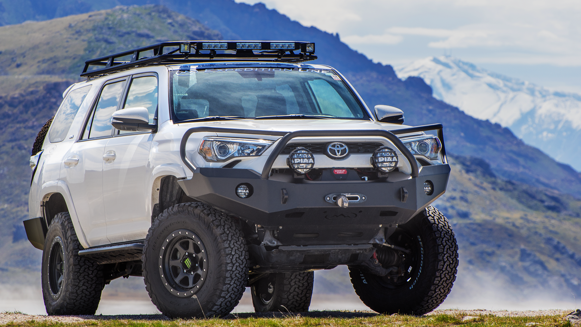 Trail Series Front Bumper 14 By Expedition One