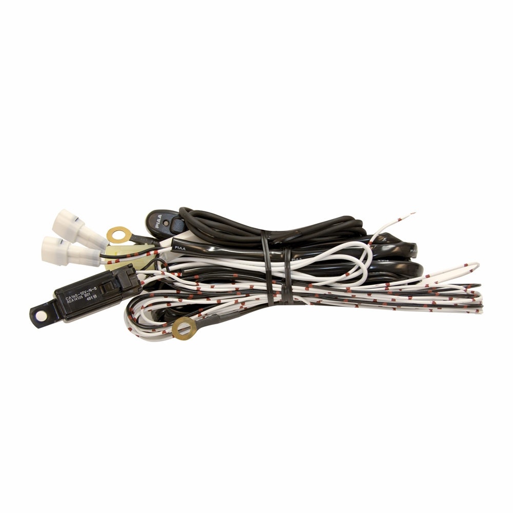 PIAA wiring harness for RF Series bar (connects 2 lights)