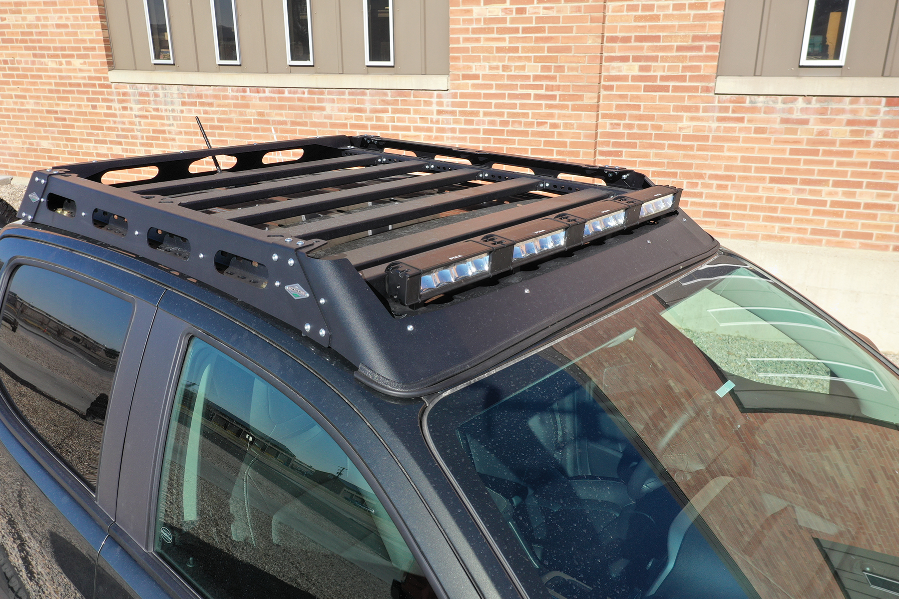 2015+ Chevy Colorado Mule Ultra Roof Rack
