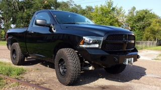 Ram 1500 RangeMax Front Bumper for 2013-2018 Model Year