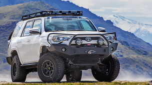 Trail Series Front Bumper (14+) 4Runner 5th Gen