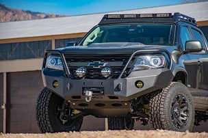Chevy Colorado 2015+ Front Bumper