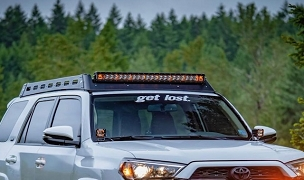 Mule Ultra Roof Rack 4Runner