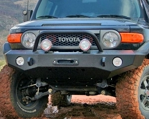 FJ Cruiser Trail Series Front Bumper