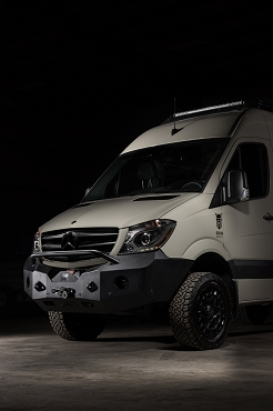 Expedition One Sprinter 2014+ Front Winch Bumper