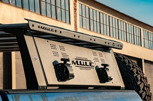 Mule Full Size/Large MAP and Baki rack system