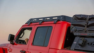 Mule Ultra Roof Rack for the JT GLADIATOR