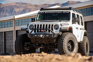 Trail Series 2 Stubby Front Bumper