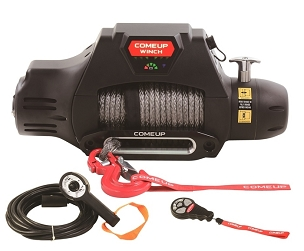 ComeUp Seal Gen2 9.5rsi 12v (Synthetic Rope & Wireless Built-in)