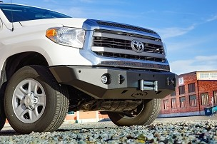 Tundra Range Max Front Bumper for 2014 and Newer