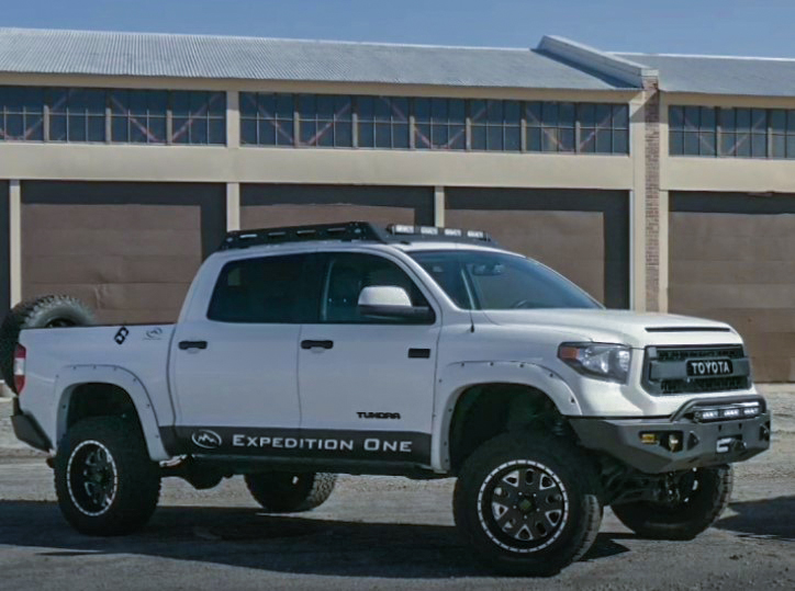 Toyota Tundra Mule Ultra Rack By Expedition One