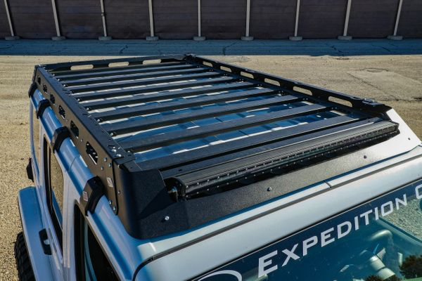 Mule Ultra Rack for Jeep JL